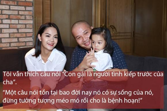 Quan điểm của sao Việt về câu nói gây tranh cãi 'Con gái là người tình kiếp trước của cha'