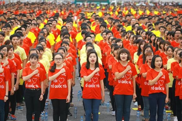 """Lối sống """"chuẩn mực"""" của người trẻ Việt"""