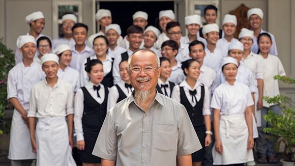 Francis Văn Hội: Nơi dạy nghề của tôi là một gia đình ấm áp