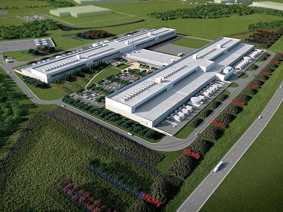 Apple chi 920 triệu USD xây trung tâm dữ liệu chạy bằng năng lượng sạch ở Đan Mạch