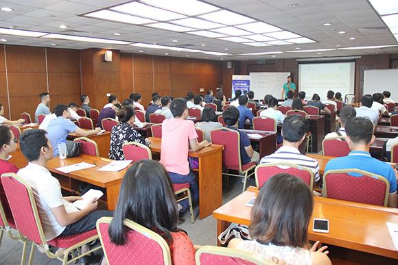 Viện Quản trị kinh doanh FSB được lựa chọn là đối tác đào tạo cho hơn 2300 nhà quản trị doanh nghiệp tại Hà Nội
