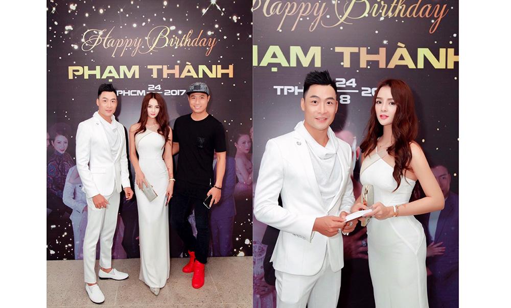 Từ nước ngoài, Vi Nhạn Ngọc đáp chuyến bay về Việt Nam dự sinh nhật Phạm Thành