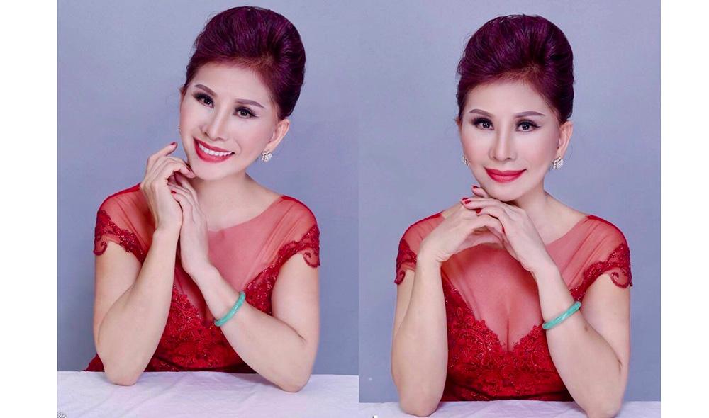 Hoa hậu Thu Hương vừa về Việt Nam làm mới hình ảnh và gặp gỡ đối tác cùng thí sinh
