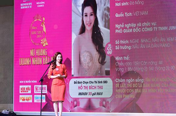 Hotgirl Đỗ Vivi được công chúng dự đoạt sẽ vào top 5 chung cuộc