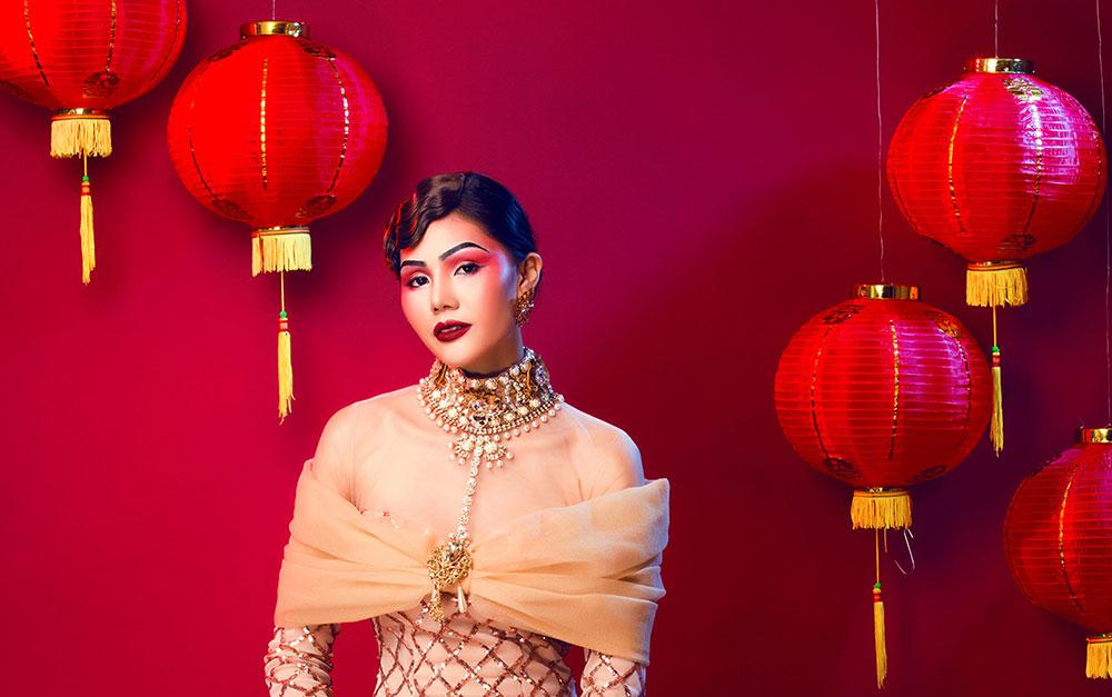 """""""Cõi thiên đàng"""" ra mắt giới mộ điệu thời trang trong mùa lễ Tết Trung Thu 2017"""