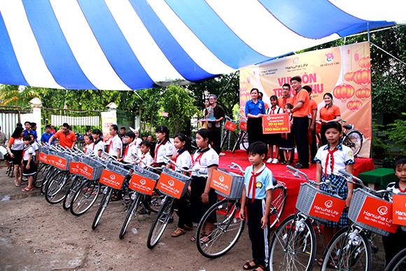 Hanwha Life Việt Nam sứ mệnh đồng hành cùng người dân Việt Nam