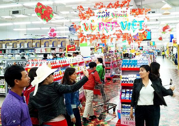Siêu thị Big C triển khai chương trình khuyến mãi lớn nhất trong năm mang tên Tôn vinh vẻ đẹp Việt