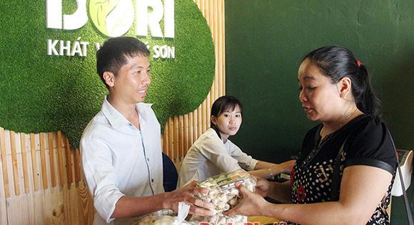 Phạm Văn Công chàng kỹ sư công nghệ ra đất đảo thực hiện đam mê nông nghiệp