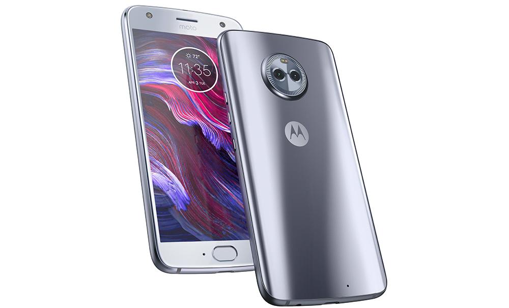 Motorola ra mắt dòng sản phẩm Moto X4 sở hữu 'Camera thông minh'