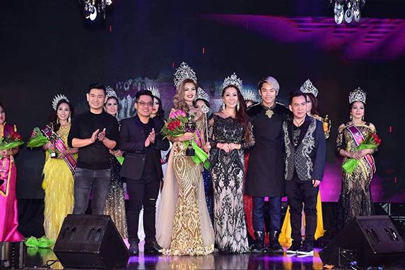 Miss Fantastic Model Pagent 2017 gọi tên Helen Thùy Vân
