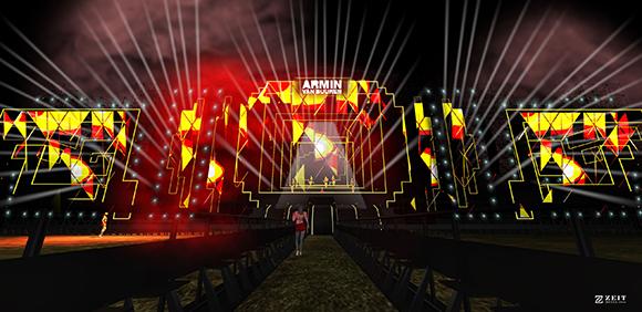 """""""Armin van Buuren by VinaPhone"""" tiết lộ sân khấu lớn chưa từng có trong lịch sử các lễ hội âm nhạc điện tử ngoài trời của Việt Nam"""