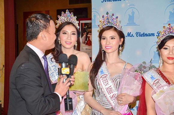 Nữ nhân viên kinh doanh bất động sản bất ngờ đăng quang danh hiệu Hoa hậu ảnh tại Mỹ