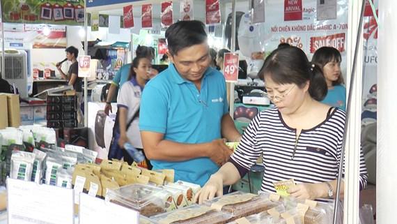 TPHCM tổ chức hội chợ xúc tiến tiêu dùng 2017