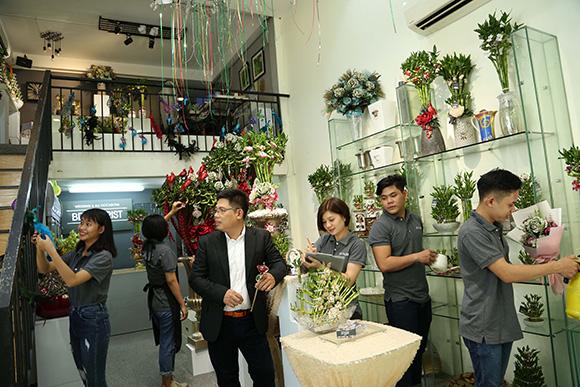 BD Florist: Hành trình gần 20 năm chinh phục thị trường
