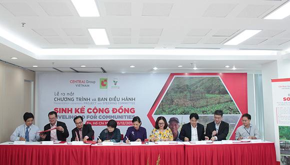 """""""Sinh kế Cộng đồng"""": Sẽ giúp người nông dân, ngư dân ổn định và phát triển thu nhập"""