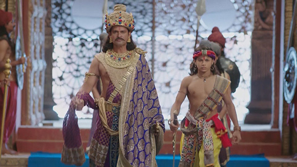 Ashoka Đại Đế - Phim về hoàng đế kiệt xuất nhất trong lịch sử Ấn Độ lên sóng tại Việt Nam