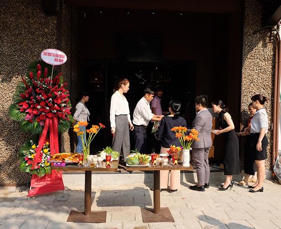 Tưng bừng khai trương Nhà hàng Hoa - TAO Chinese Restaurant tại quận 1