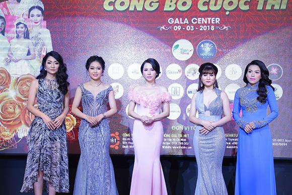 Nữ doanh nhân trẻ Châu Ngọc Bích sẵn sàng tham dự cuộc thi  Ms Universe Business 2018