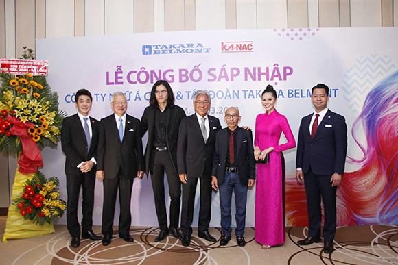 Tập đoàn Takara Belmont chính thức gia nhập thị trường Việt Nam bằng việc 'sáp nhập' với công ty Ngữ Á Châu