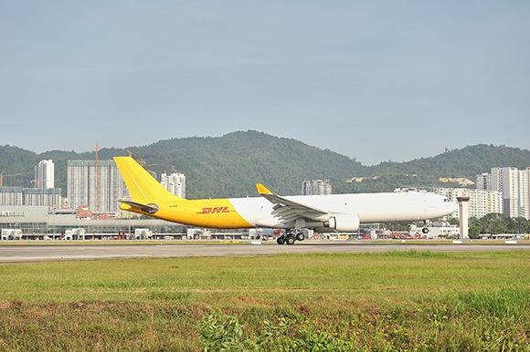 DHL Express đưa vào khai thác máy bay mới Airbus A330-300 nhằm mở rộng mạng lưới tại Châu Á Thái Bình Dương
