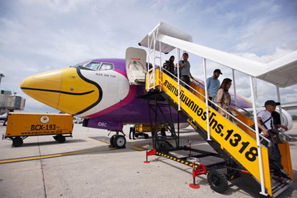 Nok Air: Chúng tôi muốn kết nối với khách hàng nhiều hơn nhằm nâng cao trải nghiệm du lịch của họ
