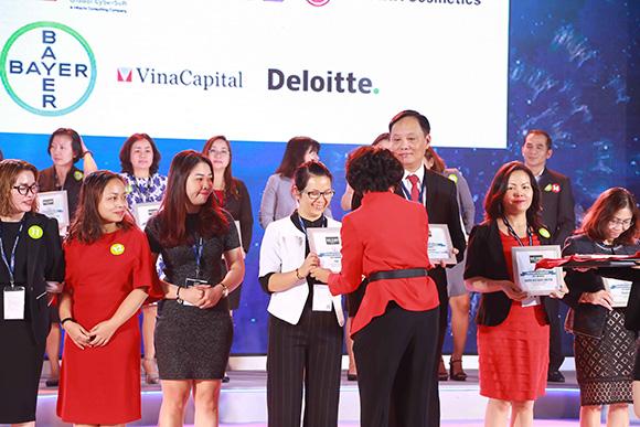 """PNJ tiếp tục được vinh danh """"Top 100 môi trường làm việc tốt nhất Việt Nam 2017"""""""