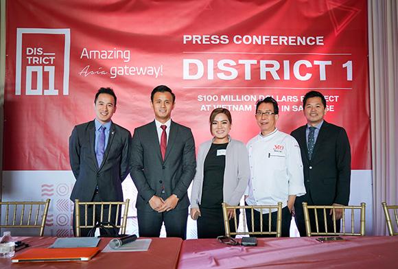 Asia Gateway - Dự án trăm triệu đô la tại Vietnam Town Hoa Kỳ
