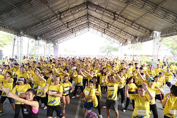 Sun Life Việt Nam – Nhà tài trợ chính thức giải chạy bộ Resolution Run 2018