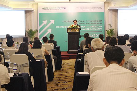 Tiềm năng và cơ hội đầu tư nông nghiệp vào thị trường Campuchia, Myanmar