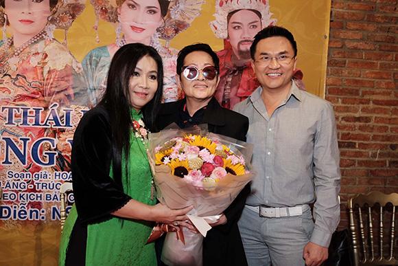 Nghệ sĩ Kim Ngân, đạo diễn Hoa Hạ bỏ tiền túi dựng lại vở cải lương kinh điểnThái hậu Dương Vân Nga
