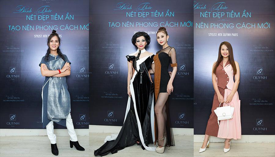 """Doanh nhân và nghệ sỹ hội tụ trong sự kiện Đánh thức nét đẹp tiềm ẩn"""" ra mắt BST Timeless"""