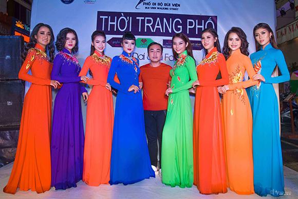 Đạo diễn Đỗ Kim Khánh bắt tay với Ngô Nhật Huy tái hiện biển Việt qua Thời trang phố