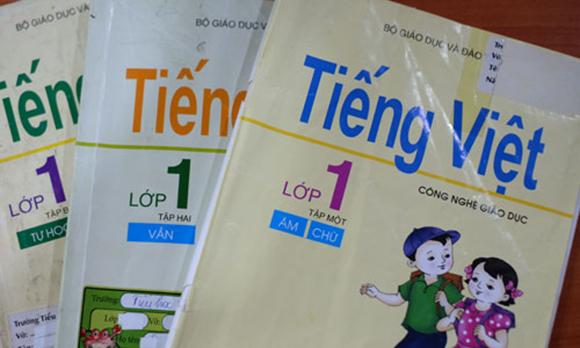40 năm thăng trầm của sách Tiếng Việt Công nghệ giáo dục