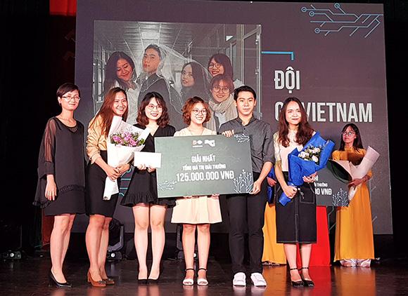 Đội Go! Vietnam đoạt ngôi ngôi vô địch IC Master 2018