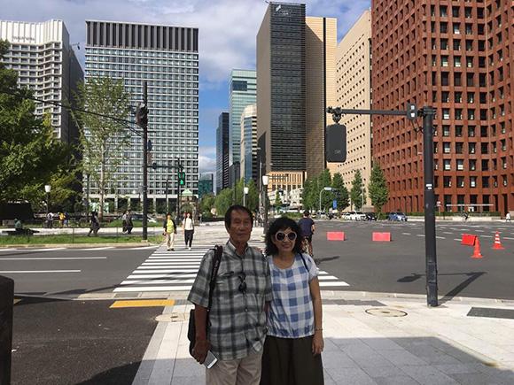 Nước Nhật: Đến và cảm nhận