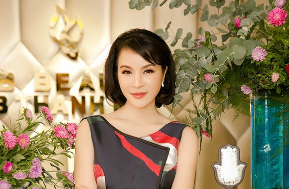 MC Thanh Mai chứng minh tài năng kinh doanh của mình khi khai trương cơ sở làm đẹp thứ 4