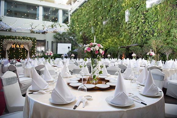 Khách sạn Rex Sài Gòn lễ cưới sang trọng đẳng cấp 5 sao