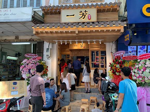 Trà sữa Yi Fang thương hiệu quốc tế có mặt tại Việt Nam