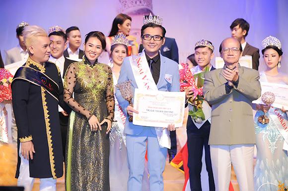 Thí sinh số báo danh 424 đến từ Cần Thơ đăng quang Ngai vàng điện ảnh 2018.