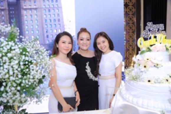NTK  Oanh Phan đón tuổi mới 18+ bằng tiệc sinh nhật hoành tráng