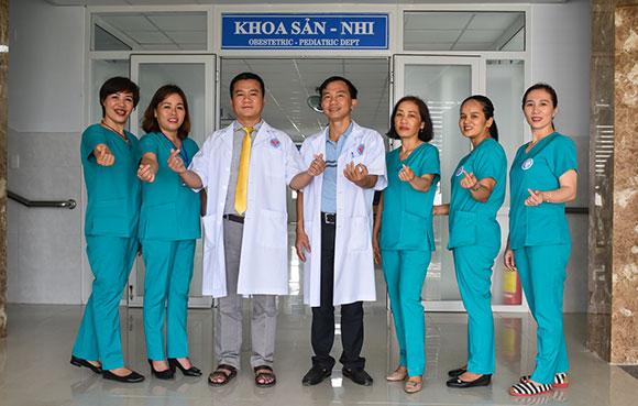 Bệnh viện đa khoa tư nhân Phúc Hưng 300 tỷ chính thức khai trương