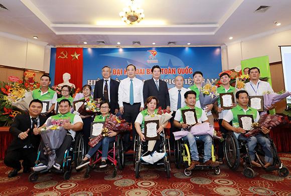 Lễ vinh danh thành tích 8 huy chương vàng cho các vận động viên Paralympic Việt Nam