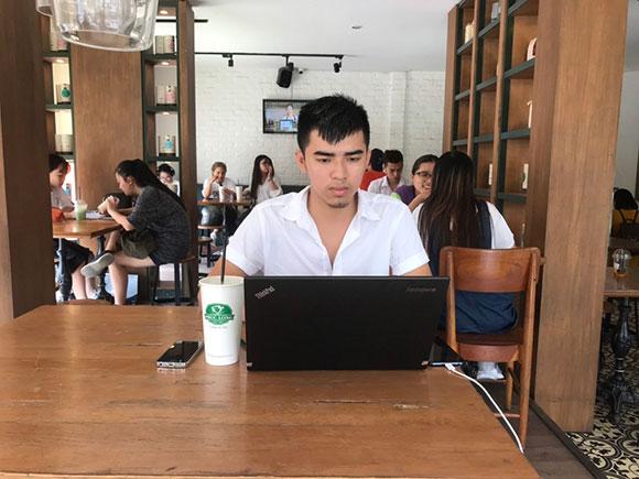 Cuộc đời bôn ba của Nguyễn Lâm - Doanh nhân trẻ với thu nhập siêu khủng