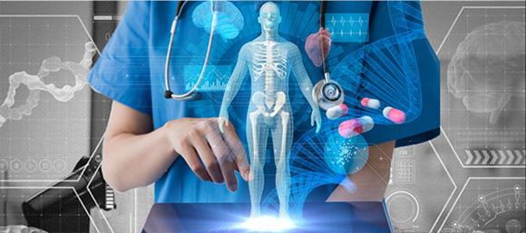 Quản lý dữ liệu sức khoẻ bằng thiết bị hitech thời đại công nghệ 4.0
