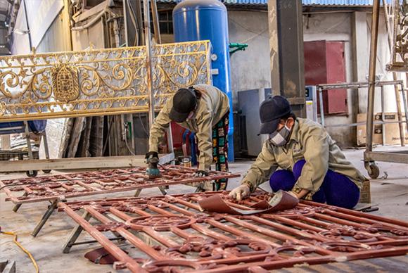 Công nghệ đúc nhôm hút chân không hướng đi mới cho ngành nhôm đúc truyền thống