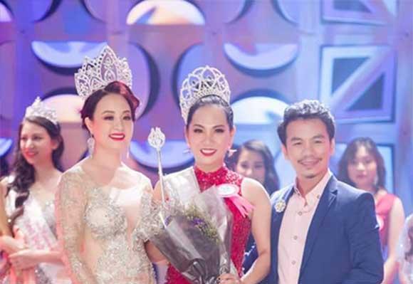 Nữ giám đốc spa đăng quang Hoa hậu Phụ nữ của Minh Chánh Entertainment