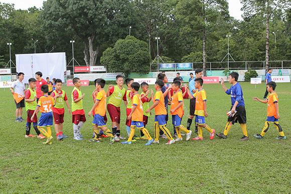 Thách thức Lotteria Cup 2019: PPD Bình Dương chiến thắng Thuyết phục trước Kid Star tại vòng loại TPHCM