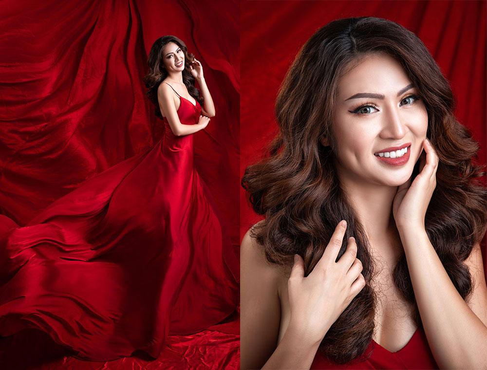Gabby Nguyễn, một Hoa hậu phải biết làm đẹp cho đời chứ không phải chỉ làm đẹp cho mình