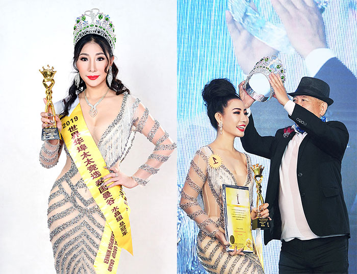 Yêu cái đẹp, hoa hậu Trần Thu Hiền bật mí kế hoạch kinh doanh trong tương lai
