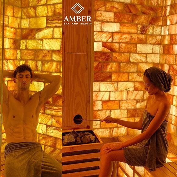Amber Spa & Beauty  áp dụng gói liệu trình VIP dịp cuối năm